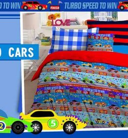 Sprei Turbo Cars