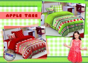 Sprei Apple Tree