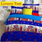 Sprei London Time