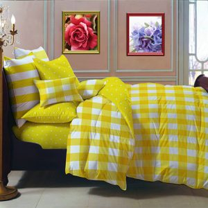 Sprei Star City Lemon