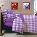Sprei Star City Lilac