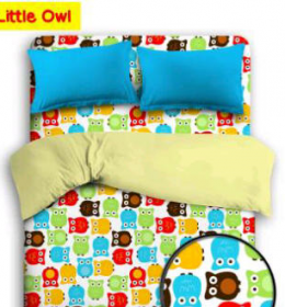 Sprei Little Owl