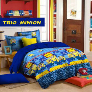 Sprei Trio Minion