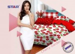 Sprei Star Cherry Garden