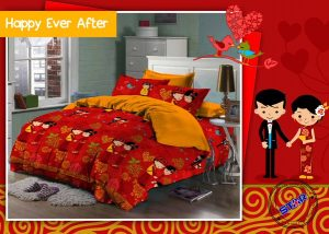 Sprei Star Happy Ever After