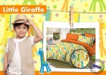 Sprei Star Little Giraffe