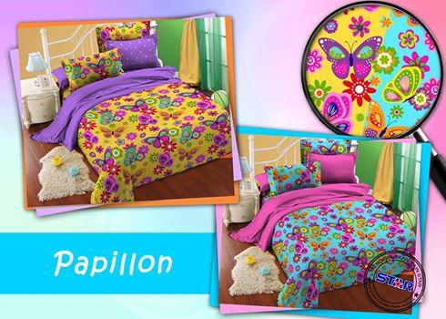Sprei Star Papillon
