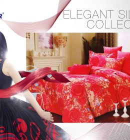 Sprei Star Silk Carolina