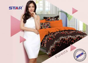 Sprei Star Foresta