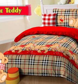 Sprei Star Little Teddy