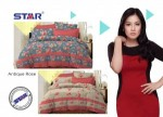 Sprei Star Antique Rose
