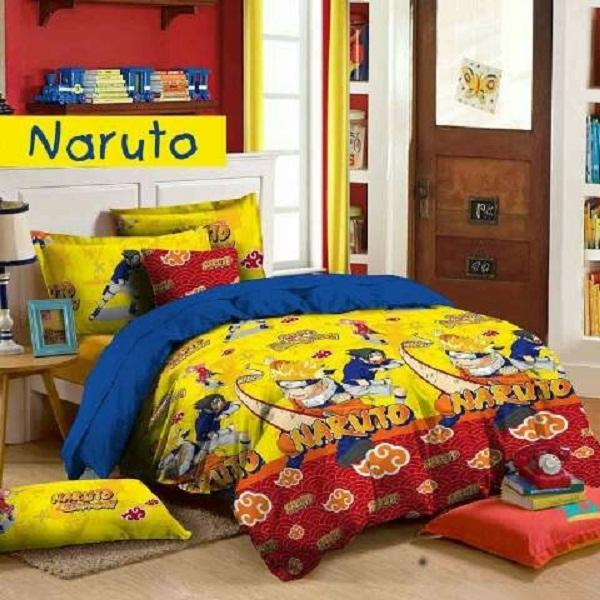 Sprei Star Naruto