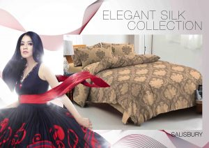 Sprei Star SIlk Salisburry