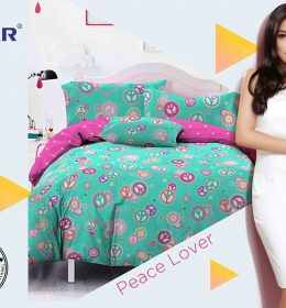 Sprei Star Peace Lover