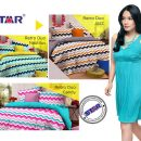 Sprei Star Retro Duo