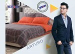 Sprei Star Arturo