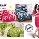 Sprei Star New Aliya