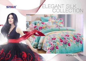 Sprei Star Silk Morning Dew