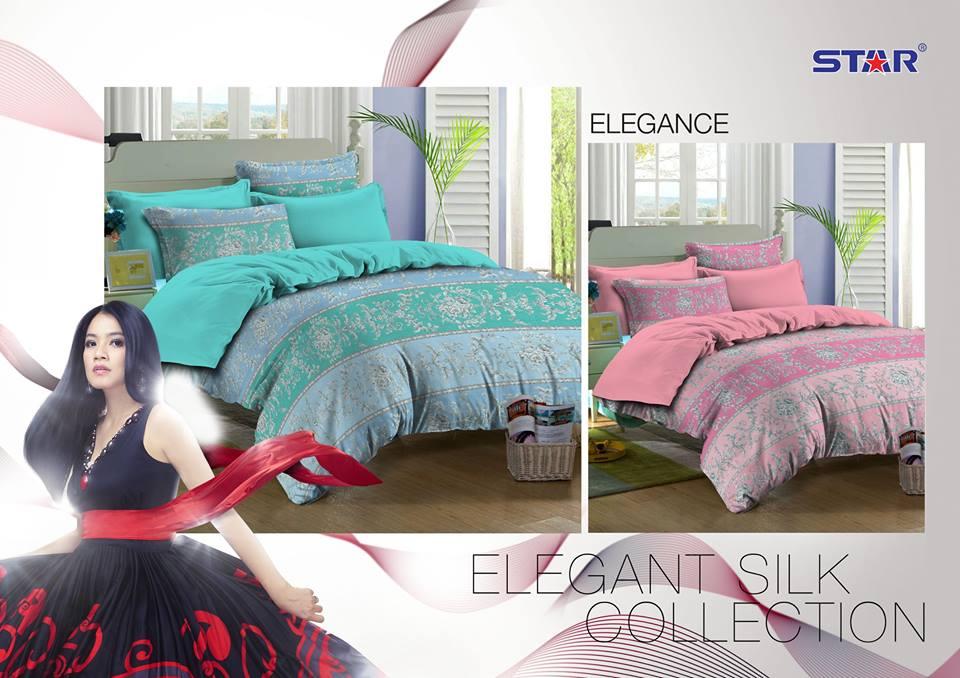 Sprei Star Silk Elegance