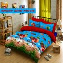 Sprei Star Angry Bird Movie