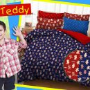 Sprei Star Hi Teddy