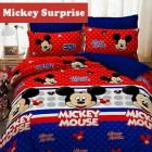 Sprei Star Mickey Surprise