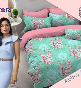 Sprei Star Abbey Rose