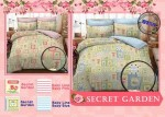 Sprei Star Secret Garden