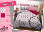 Sprei Star Polly Cat