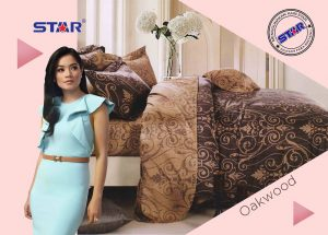 Sprei Star Oakwood
