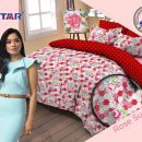 Sprei Star Rose Sugar