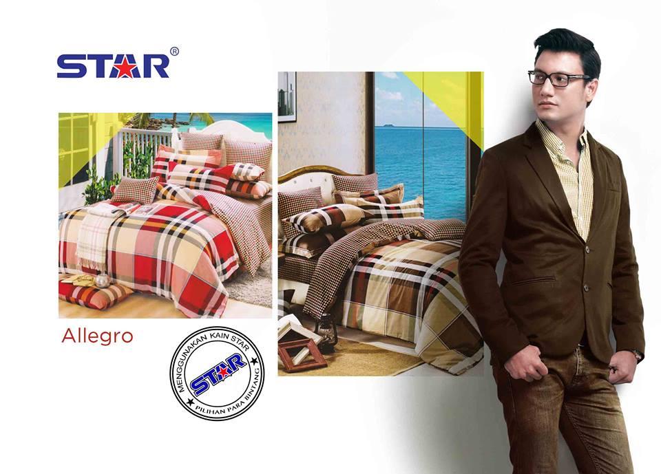 Sprei Star Allegro
