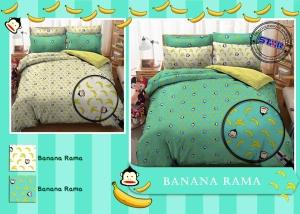 Sprei Star Banana Rama