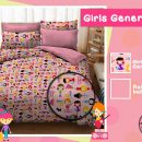 Sprei Star Girls Generation