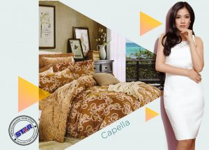 Sprei Star Capella