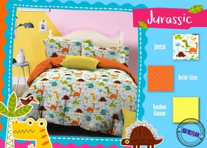 Sprei Star Jurasic