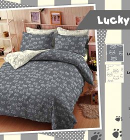 Sprei Star Lucky Cat