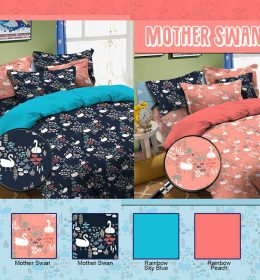 Sprei Star Mother Swan