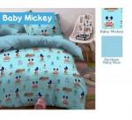 Sprei Star Baby Mickey