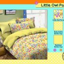 Sprei Star Little Owl Party