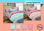 Sprei Star Lovelly Ballerina