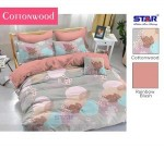 Sprei Star Cottonwood