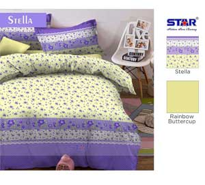Sprei Star Stella