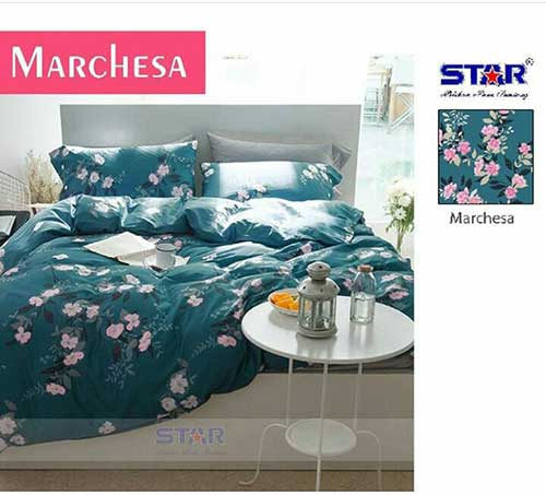 Sprei Star Marchesa