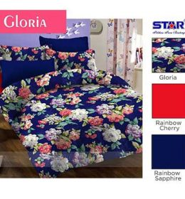 Sprei Star Gloria