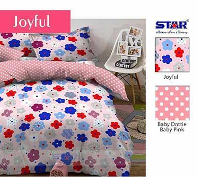 Sprei Star Joyful