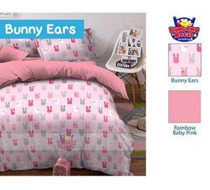 Sprei Star Bunny Ears