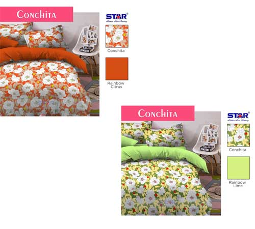 Sprei Star Conchita