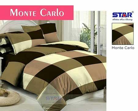 Sprei Star Monte Carlo