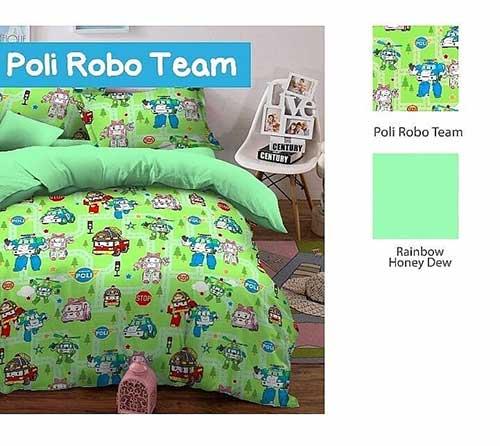 poli-robo-team-hijau